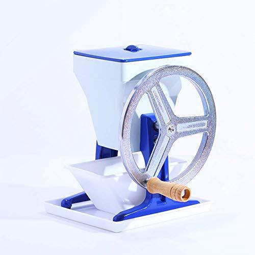 Draagbare handmatige ijs breker, ijs te breken met de hand machine met een roestvrijstalen naald houten handvat grote deeltjes van ijs machine