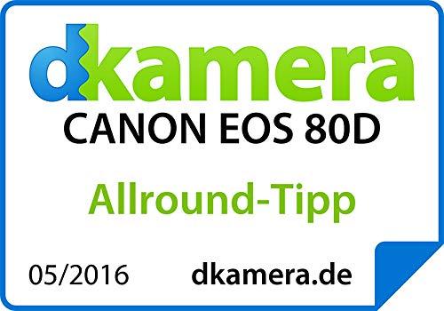 Canon EOS 80D Kit Test - 16