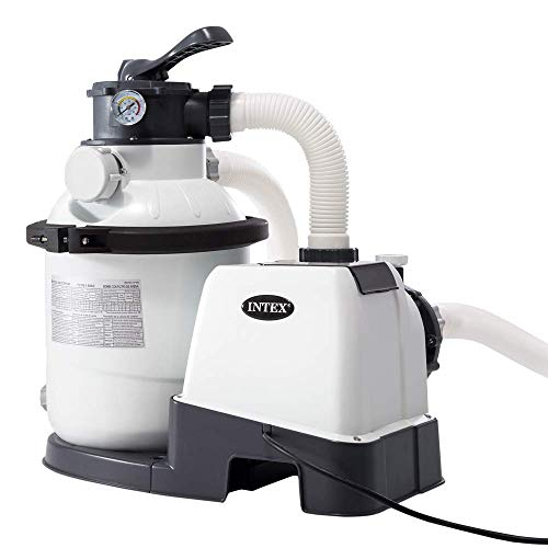 Intex 28644 - Depuradora arena 10' 4.500 litros/hora, 0.25 hp