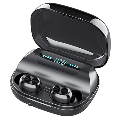 5.0 Mini Auricolare Senza Fili Bluetooth in-Ear