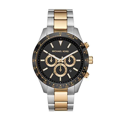 Michael Kors Analog Black Dial Men's Watch-MK8784