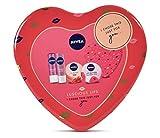 Set de regalo Nivea Luscious Lips Pack de regalo