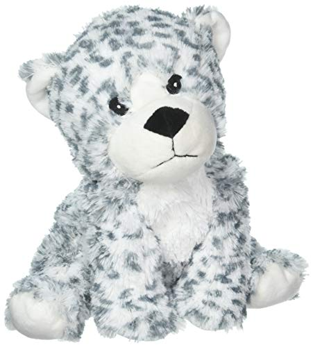 Intelex Warmies Microwavable French Lavender Scented Plush Snow Leopard