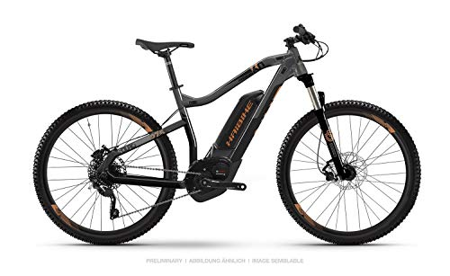 27.5 Zoll Haibike Sduro Hard Seven 6.0 E Bike Elektro Fahrrad Pedelec 500Wh Shimano 11 Gang Gr.L