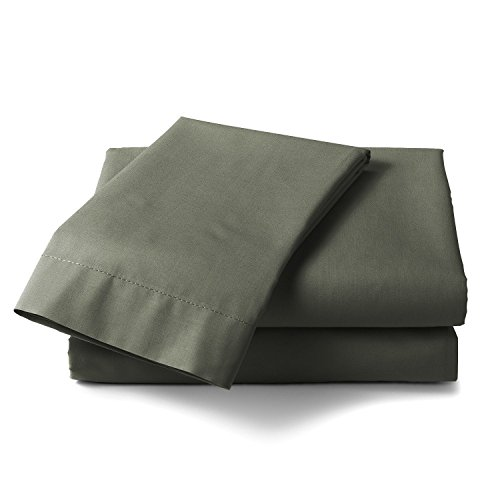 Zen Bamboo 1800 Series Luxury Bed Sheets - Eco-Friendly, Hypoallergenic and Wrinkle Resistant Rayon Derived from Bamboo - 4-Piece - King - Olive