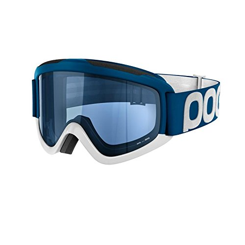 POC Iris Flow - Gafas MTB para hombre, color azul, talla M
