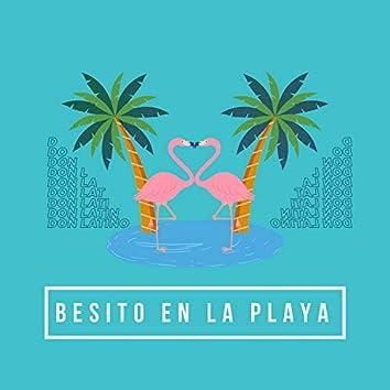 Besito en la Playa