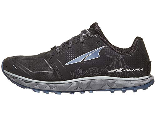 ALTRA Women's AFW1953G Superior 4 Trail Running Shoe, Black/Purple - 9 B (M) US
