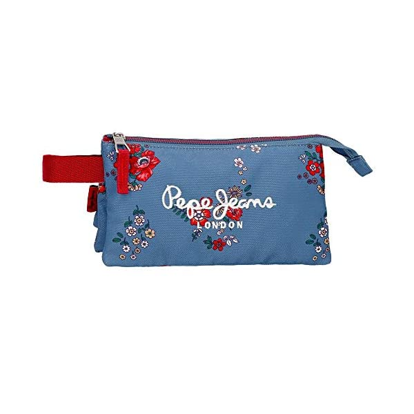 41UZ742c 1L. SS600  - Mochila de Paseo Pepe Jeans 6382161 Pam, 32 cm, Multicolor