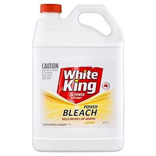 White King Premium Lemon Bleach, 4.5 L (B086Q5CP2K)   Amazon price tracker / tracking, Amazon price history charts, Amazon price watches, Amazon price drop alerts