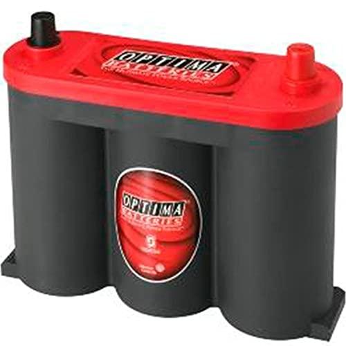 Optima - Batterie démarrage haute performance Optima RedTop RT S 2.1 6V 50Ah - R