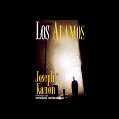 Los Alamos audiobook cover art