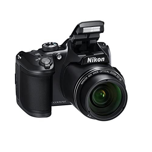 Nikon Coolpix B500 Fotocamera Digitale Compatta, 16 Megapixel, Zoom 40X, ISO 125 - 6.400, VR, LCD Inclinabile 3