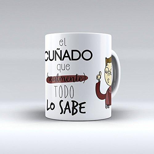 Taza cerámica desayuno regalo original...
