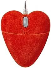 Velvet Heart Optical Mouse - Fun Series