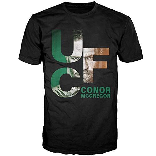 Men's Fashion Shirt Cheap Men t-Shirt Men's Conor McGregor UFC T-Shirt Men's Casual t-Shirt