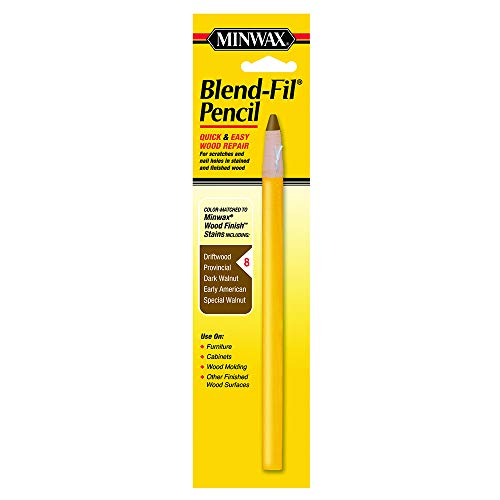 Minwax 110086666 No 8 Blend-Fil Wood Repair Stain Pencil, Driftwood