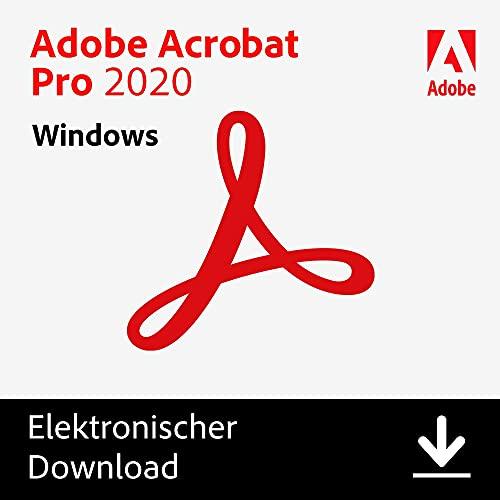 Adobe Acrobat   Pro   1 Benutzer   PC   PC Aktivierungscode per Email