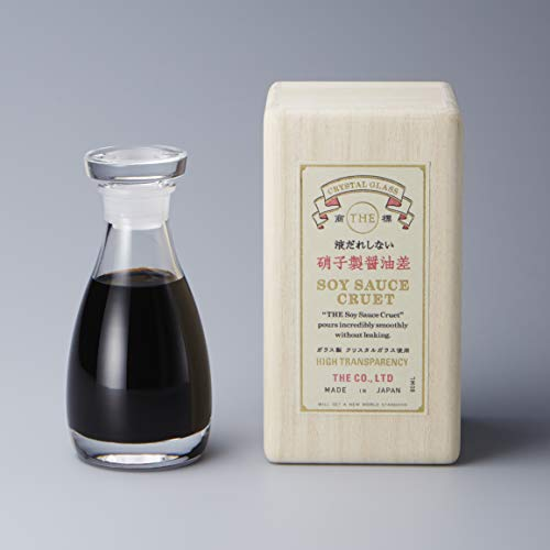 THE 醤油差し CLEAR 80ml