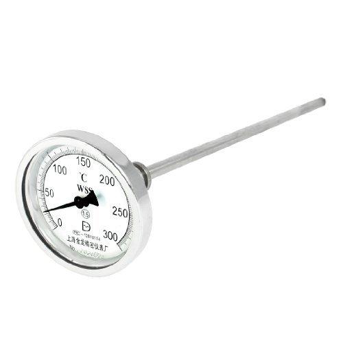 DealMux 0 tot 300 graden Celsius meetbereik frituurthermometer