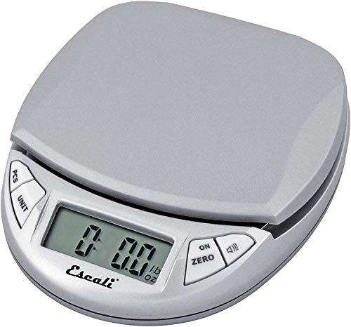 Escali Pico Digital Scale – 11 lbs. / 5 kg.