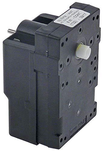 Lip, Icematic Gear Moteur à palette pour machine à glace 220/240 V 50/60 Hz 50 tr/min Type 123MR 8 W