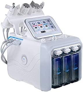 Alladin Hydrogen oxygen small bubble hydrofacial 6 in 1 multifunction skin cleaner