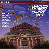Wagner;Wagner for Brass