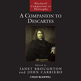 A Companion to Descartes cover art