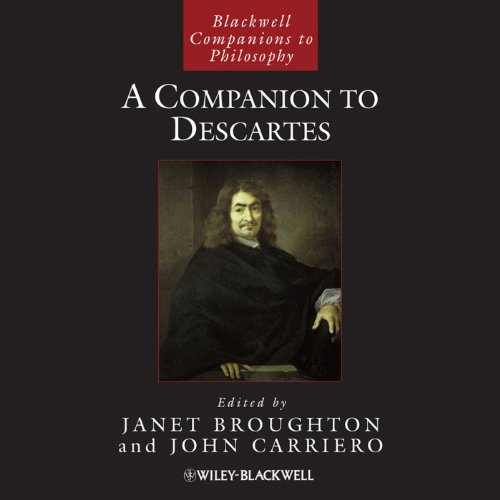 A Companion to Descartes audiobook cover art