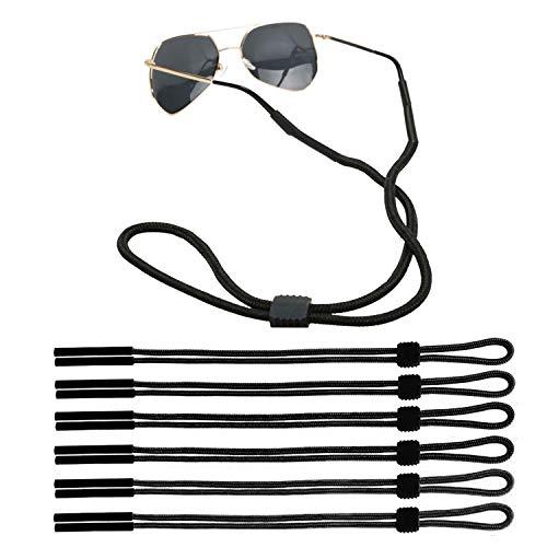 5 Pcs//Pack Multi Color Sunglasses Strap Eyeglass Glasses Holder Necklace Cotton Blend Cord Eyewear for Reading Glasses