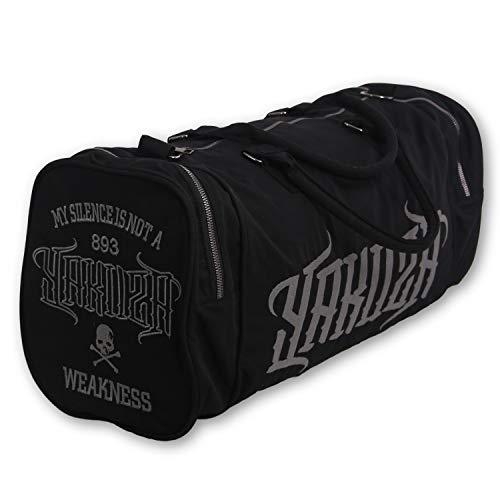 Yakuza Unisex Division Sporttasche Barrel-Tasche