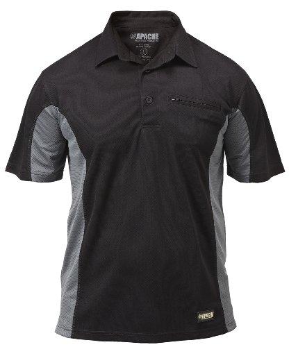 Apache-dry polo t-shirt -aPaDMP max Große