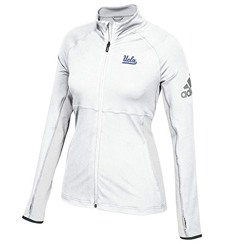adidas UCLA Bruins Ladies Full-Zip Performer Jacket