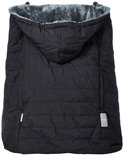 ベビーホッパー(BABYHOPPER) 抱っこひも 防寒 カバー 軽量 エルゴ ウインターマルチプルカバー/ブラック は...
