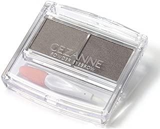 Cezanne Make Up Powder Eyebrow R - Chacol Gray