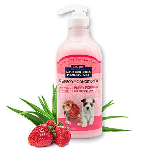 Alpha Dog Series Natural Dog Puppy Grooming Bath Shampoo and...