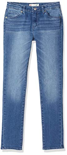 Levi's Kids Jeans Fille -Lvg 711 Skinny Jean Blue Winds 12 ans