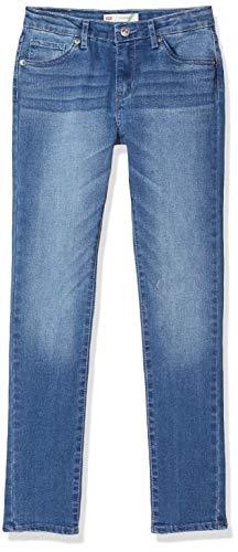 Levi's Kids Lvg 711 Skinny Jean Pantalones Blue Winds para Niñas