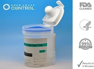 5-Panel EZ Cup Drug Testing Kit(COC+AMP+mAMP+TCH+OPI)