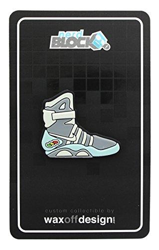 Back to the Future Nike Shoe Pin
