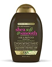 Ogx Elektriklenme Karşıtı Shea Soft&Smooth Şampuan, 385 Ml