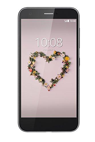 ZTE Blade A512 Smartphone (13,2 cm (5,2 Zoll) Display, 13 Megapixel Kamera, 16 GB Speicher) Schwarz