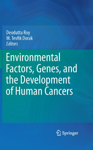 41UZM0RkwVL - Environmental Factors, Genes, and the Development of Human Cancers