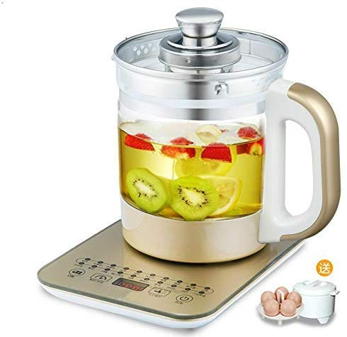 Wasserkocher Automatische Eindickung Glas Elektrische Teekanne Multi-Functional Health Pot Make Yoghurt Gesundheit Suppe kochte Wasser Teekessel