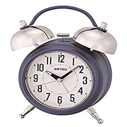 Seiko Deux Bell Alarm Clock