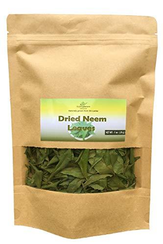 Dreid Neem leaves 1 oz harvested from naturally grown trees