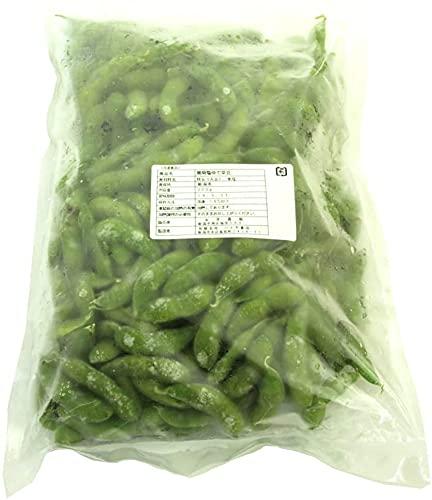 新潟黒埼産枝豆 900g  2袋 冷凍