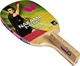 Best Ping Pong Paddle Penholds - Butterfly Nakama P3 Japanese Penhold Table Tennis Racket Review
