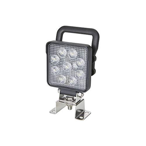 HELLA 1GA 357 103-082 Arbeitsscheinwerfer - Valuefit S1500 - LED - 12V/24V - 1500lm - geschraubt - Nahfeldausleuchtung - Kabel: 2000mm - Stecker: DEUTSCH - Menge: 1